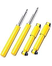 4Amortiguadores deportivos de presión de gas - CITROËN AX, Saxo