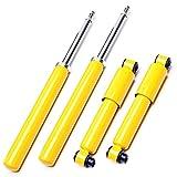 4X Sport di ammortizzatori a gas Stampa Sport Ammortizzatore Anteriore Posteriore–Citroen AX, SAXO