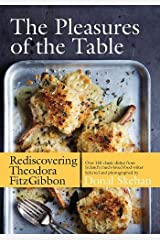 The Pleasures of the Table: Rediscovering Theodora FitzGibbon Hardcover