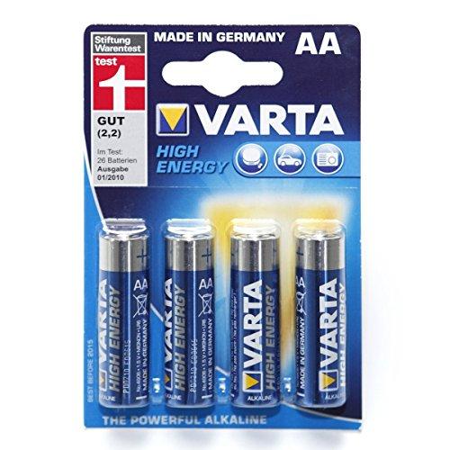 Varta Batterie Alkaline (Mignon, AA, LR06, 1.5V)