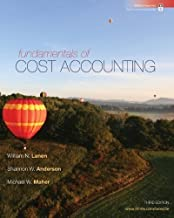 Best fundamentals of cost accounting 3rd Reviews