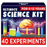 Einstein Box Science Experiment Kit | Chemistry Kit |Soap Making Kit | Toys for Boys and Girls Aged 6-12 Years | Birthday Gift Set for Girls & Boys Aged 7, 8, 9 and 10- Multi Color