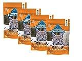 Blue Buffalo 4 Pack Wilderness Cat Treats - Value Bulk Pack (Chicken & Turkey)