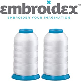 Best large spools embroidery machine thread Reviews