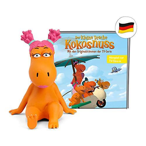 tonies Hörfiguren für Toniebox: Der kleine DRACH Kokosnuss Hörspiel 04 Figur - ca. 68 Min - ab 5 Jahre - DEUTSCH