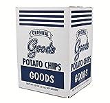 Good's Potato Chips (Original 'Blue Bag', One 2 lb. Box)