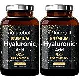 2 Pack NatureBell Hyaluronic Acid Supplement,...