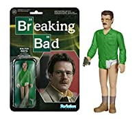 Funko Reaction: Breaking Bad - Walter White Action Figure by FunKo