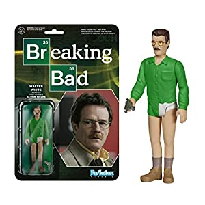 Funko Reaction: Breaking Bad - Walter White Action Figure by FunKo 2