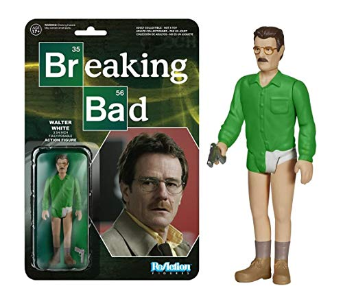 Funko Reaction: Breaking Bad - Walter White Action Figure by FunKo 1