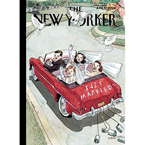 The New Yorker (June 19, 2006) copertina