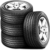 Set of 4 (FOUR) Point S Summerstar Sport 3 SUV Performance Radial Tires-235/50R18 97V