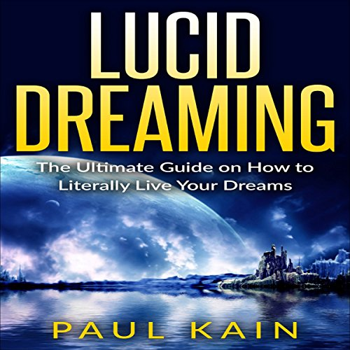 Lucid Dreaming audiobook cover art