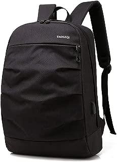 Bageek Fashion Casual USB Port School Backpack Laptop Backpack Travel Backpack for Men