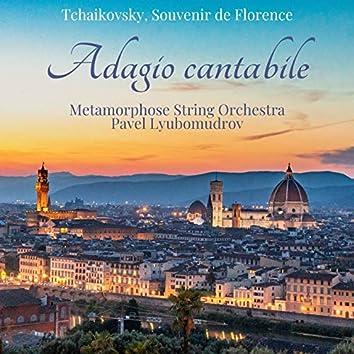 Tchaikovsky: Souvenir de Florence, Andante Cantabile