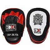 3X Professional Choice Boxkissen MMA Hook Jab Zieltraining Muay Thai Krav MAGA Schlagschlag...