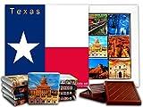 TEXAS STATE Chocolate Gift Set - 1 box, 5x5...