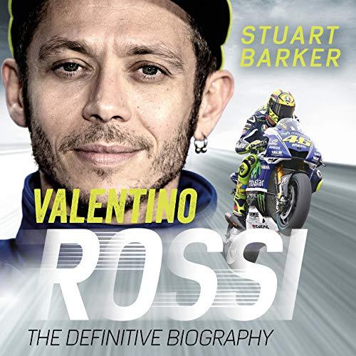 Valentino Rossi cover art