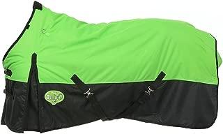 Tough-1 600 Denier Turnout Blanket 75In Lime Green