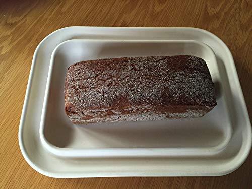 Backplatte Bread & Cake XL - für Brot, Kuchen,Pizza Brotbacken für Hobbyköche