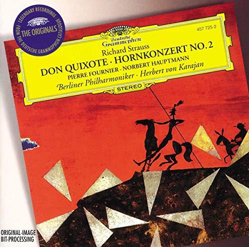Richard Strauss : Don Quichotte - Concerto pour cor n° 2