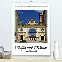 Stifte und Kloester in Oesterreich (Premium, hochwertiger DIN A2 Wandkalender 2022, Kunstdruck in Hochglanz): Einblicke in die schoensten Klosteranlagen Oesterreichs (Monatskalender, 14 Seiten )