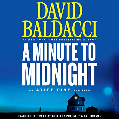 A Minute to Midnight  By  cover art