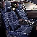 Walking Tiger Autositzbezug Set Sitzkoffer Kunstleder für E46 E90 F30 X3 W203 W204 W205 W211 W212
