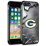 Packers iPhone 8 Plus Case, Packers iPhone 7 Plus Case Cover Personalized Slim Fit Shockproof Anti-Scratch Shell for iPhone 8 Plus/iPhone 7 Plus 5.5 inches