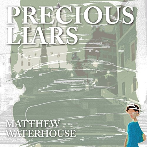 Precious Liars audiobook cover art