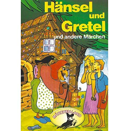 Couverture de Hänsel und Gretel und weitere Märchen