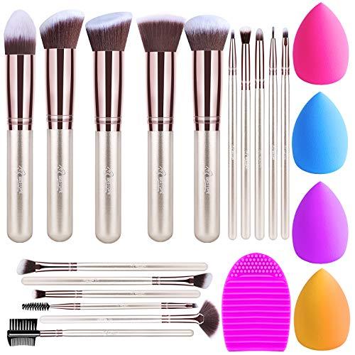 BESTOPE Makeup Brushes Set of 8