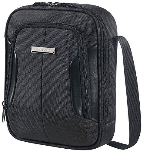 "Samsonite Xbr Crossover Bolso Bandolera para Tablet, 9.7"", 27 cm, 4.5 L, Color Negro"