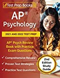 AP Psychology 2021 and 2022 Test Prep: AP Psych Review Book with Practice Exam Questions: [2nd Edition Study Guide]