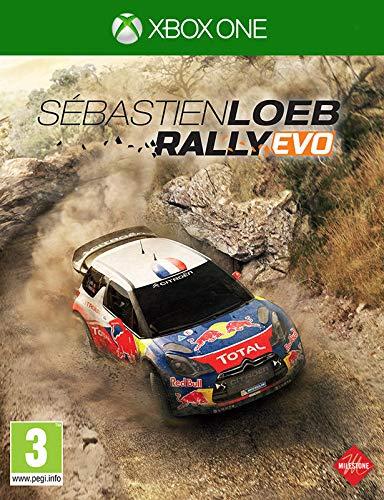 Namco Bandai Games Sebastien Loeb Rally Ev Básico Xbox One vídeo - Juego (Xbox One, Racing, Modo multijugador)