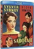 Sabotaje BD 1936 Sabotage [Blu-ray]