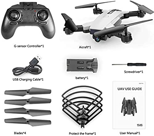 alta calidad LoonBonnie S6 720P 720P 720P HD WiFi Cámara Quadcopter Altitud Control Remoto Quadcopter Cámara Drone Aviones  Garantía 100% de ajuste