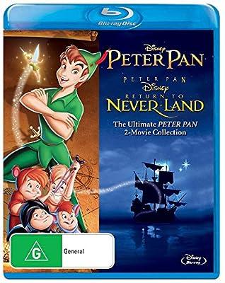Peter Pan/Peter Pan 2: Return to Neverland (2-Movie Collection)