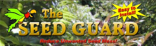 Pet Media Feathered Phonics The Seed Guard Large