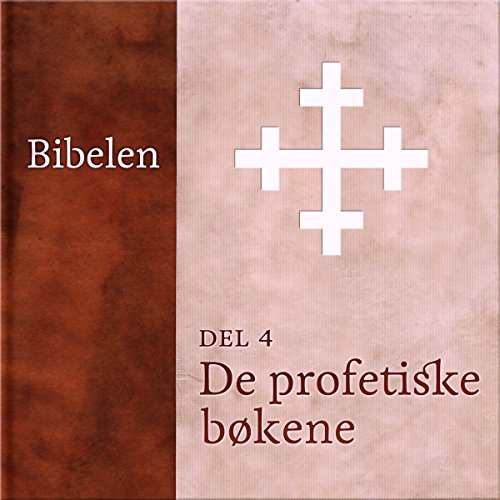 De profetiske bøkene audiobook cover art