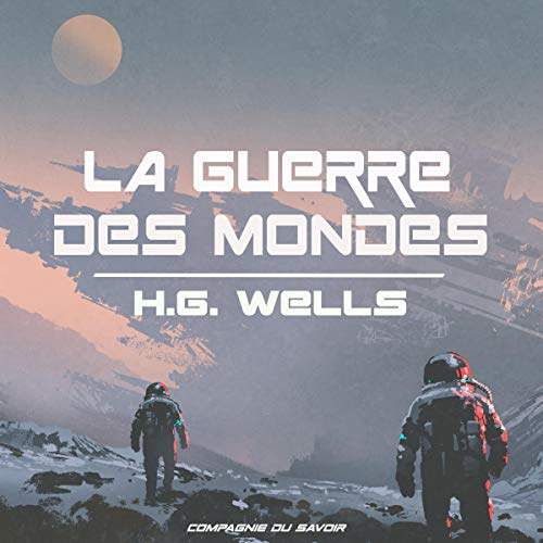 La guerre des mondes  By  cover art