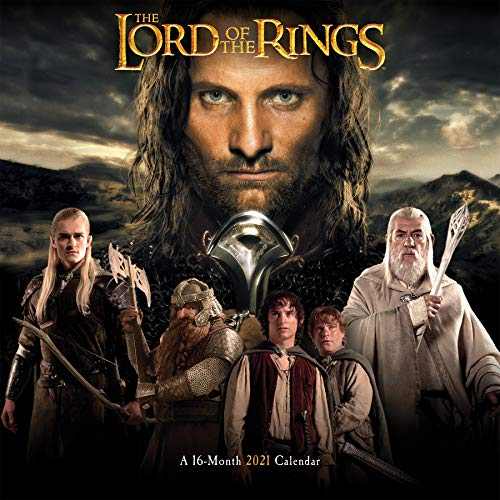The Lord of the Rings Calendar