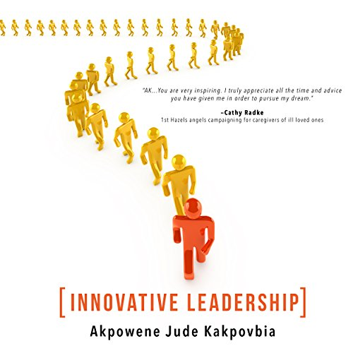 Innovative Leadership audiobook cover art