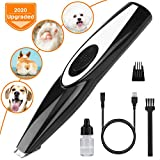 Best Pet Hair Clippers - BABYLTRL Dog Clippers, Cordless Cat and Small Dogs Review