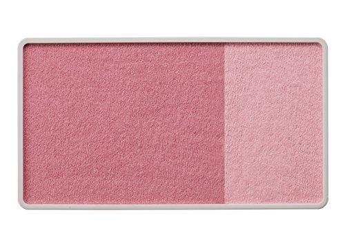 ナチュラグラッセチークブラッシュ01(ピンク)頬紅ブラシ付き
