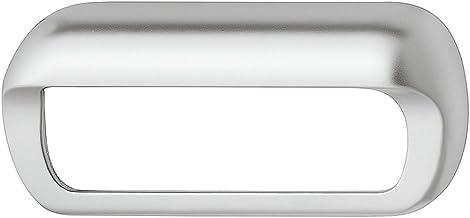 LASPERAL V171 6-1//2 Pollici Pull in Nero Confezione da 1 Maniglia di Prua Nera Verniciata Maniglia per Porta Vintage Maniglia in Ferro Maniglia Verniciata Maniglia per Porta in Legno Maniglia