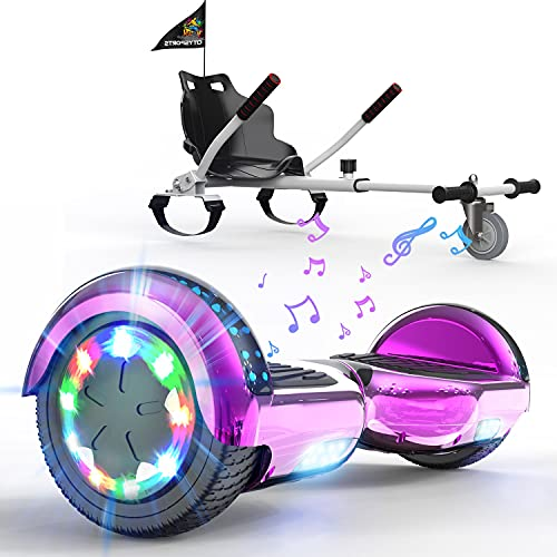 SOUTHERN-WOLF Self Balance Scooter 6.5 Pollici Monopattino Elettrico Smart...