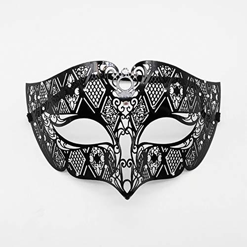 Sxgyubt Masker Vrouwen Sexy Oogmasker Party Maskers voor Masquerade Halloween Venetiaanse Kostuums Carnaval Masker voor Anonieme Mardi Rol Spelen Plezier Halloween Party Decoratie Platte kop