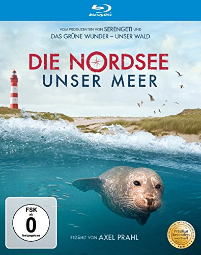 Unser Meer [Blu-ray]
