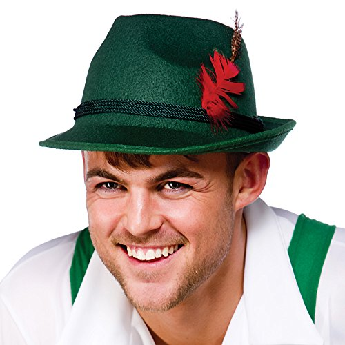 Bavarian Beer Guy Hat - Accessory